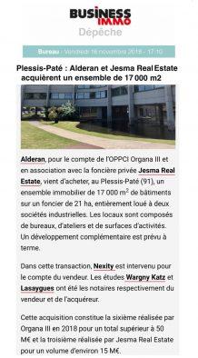 Dep BusinessImmo - LPP
